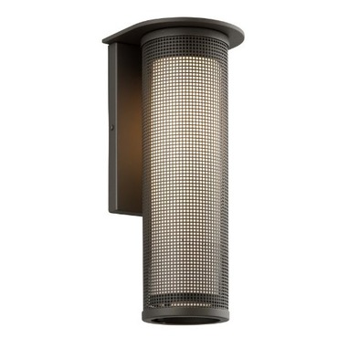 Hive 8 inch Coastal Outdoor Wall Light