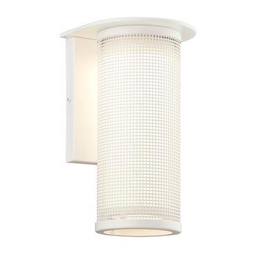 Hive Outdoor Wall Sconce by Troy Lighting | FM-B3742WT