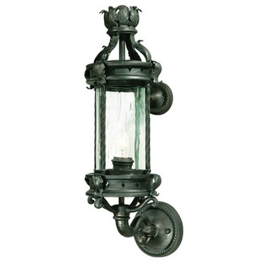 Los Feliz Outdoor Wall Sconce by Troy Lighting | B9633OBZ