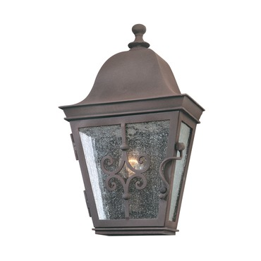 Markham Outdoor Pocket Wall Sconce by Troy Lighting | B2351WB