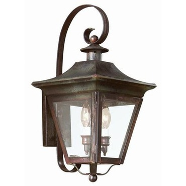Oxford Oxford Outdoor Wall SconceLantern by Troy Lighting | B8933NR