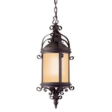 Pamplona Outdoor Pendant by Troy Lighting | FF9124OBZ