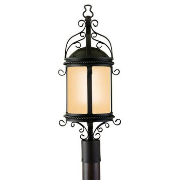Pamplona Outdoor Post Lantern
