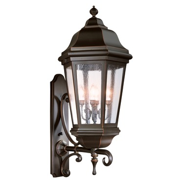 Verona Outdoor Wall Sconce by Troy Lighting | BCD6836ABZ