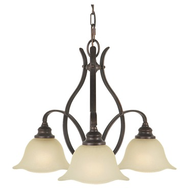 Morningside Downlight Chandelier