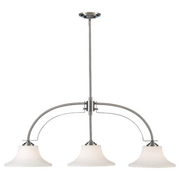 Barrington 3 Light Island Pendant