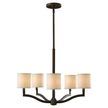 Stelle Chandelier by Feiss | F2519/5ORB