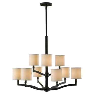 Stelle Two Tier Chandelier