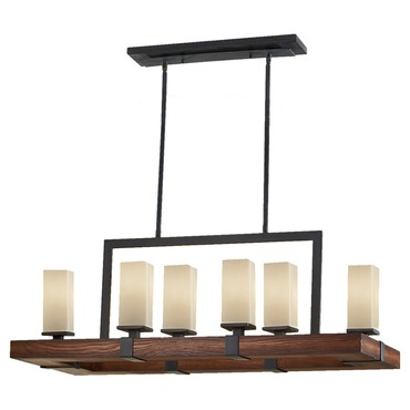 Medera Linear Chandelier