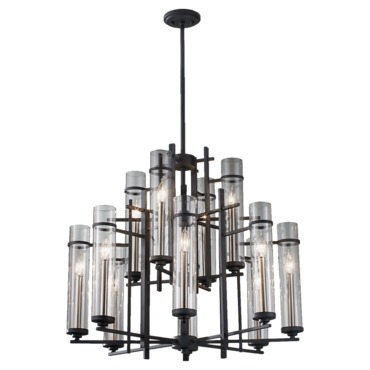 Ethan Multi Tier Chandelier