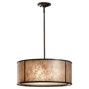 Taylor Pendant by Feiss | F2639/3LAB