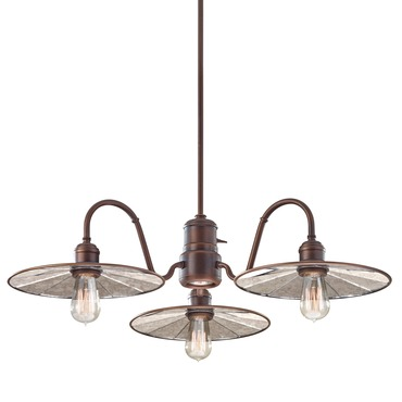 Urban Renewal F2823/3 Chandelier