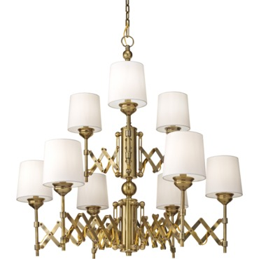 Hugo Multi Tier Chandelier