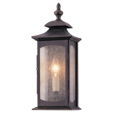 Market Square OL2600 Outdoor Wall Sconce by Feiss | OL2600ORB