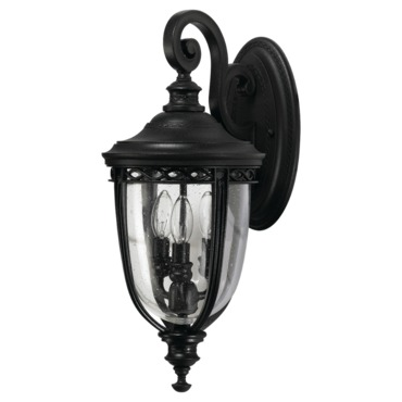 English Bridle OL3001 Outdoor Wall Sconce