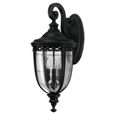 English Bridle OL3003 Outdoor Wall Sconce