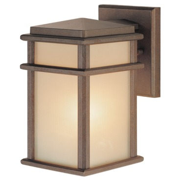 Mission Lodge Outdoor Wall Sconce by Feiss | OL3400CB