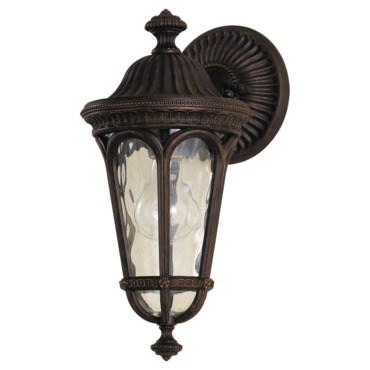 Regent Court One Light Outdoor Wall Sconce