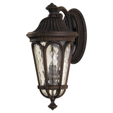 Regent Court Multi Light Outdoor Wall Sconce by Feiss | OL5601WAL