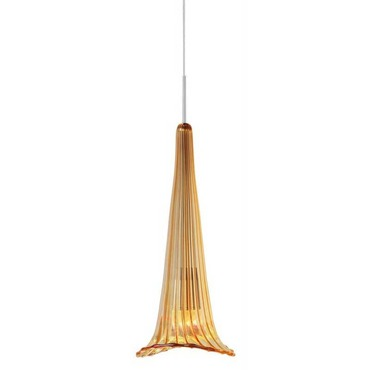 EZ Jack LED Calla Lilly Pendant by Stone Lighting | PD103AMSNL2J