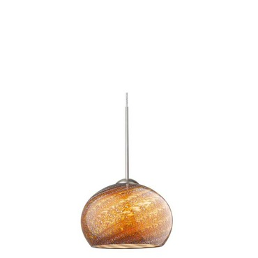EZ Jack LED Nautilus Pendant by Stone Lighting | PD111MOSND6J