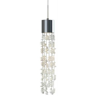 EZ Jack LED Rock Candy Pendant by Stone Lighting | PD178CRPND6J