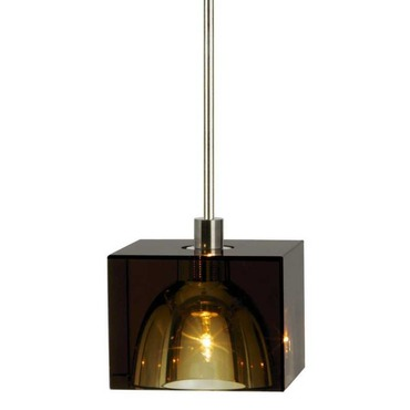 EZ Jack LED Tyme Crystal Pendant by Stone Lighting | PD063CGSNL2J