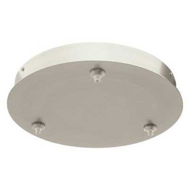 Fast Jack LED 12 Inch Round 3 Port Canopy