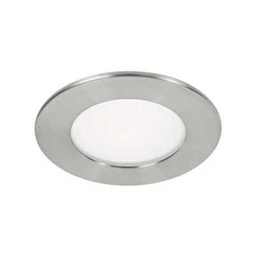 4 Round LED Shower Trim 10W 2700K WFL