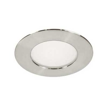 3.5 Round LED Shower Trim 10W 2700K WFL