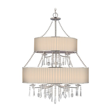 Echelon 2 Tier Chandelier