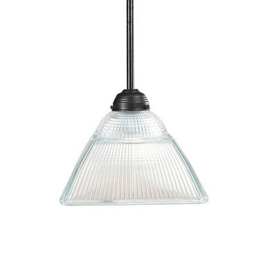 Majestic Square Pendant by Hudson Valley Lighting | 4530-OB