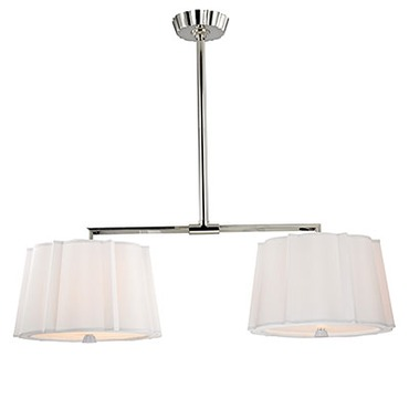 Humphrey Linear Pendant by Hudson Valley Lighting | 4844-PN