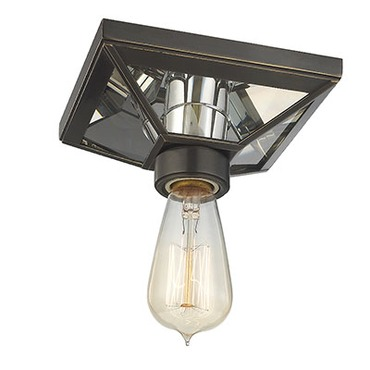 Thurston Ceiling Light Fixture by Hudson Valley Lighting | 5080-OB