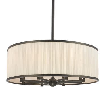 Hastings Chandelier by Hudson Valley Lighting | 5230-OB