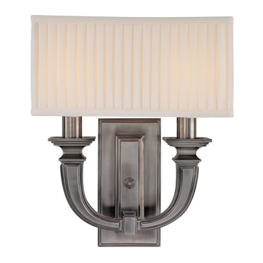Phoenicia Wall Sconce by Hudson Valley Lighting | 542-HN