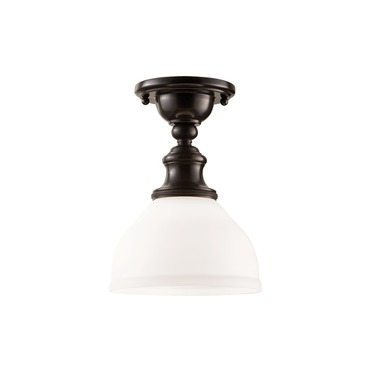 Sutton Ceiling Light Fixture by Hudson Valley Lighting | 5911F-OB