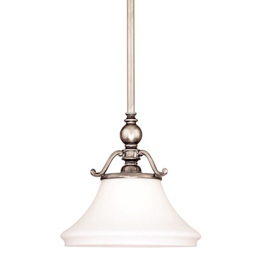 Orchard Park Glass Pendant by Hudson Valley Lighting | 7821-HN