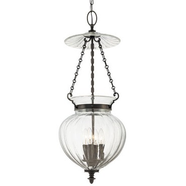 Gardner Pendant by Hudson Valley Lighting | 784-OB