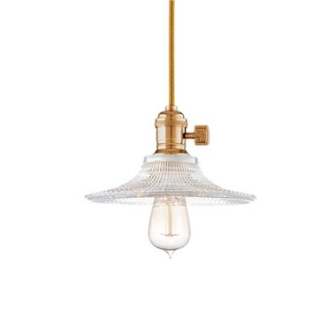 Heirloom GS6 Pendant by Hudson Valley Lighting | 8001-AGB-GS6