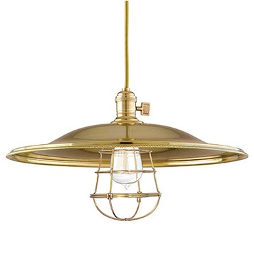 Heirloom ML2-WG Pendant by Hudson Valley Lighting | 8001-AGB-ML2-WG