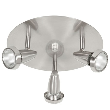 Mirage Spot Flush Mount by Access | 52221-BS