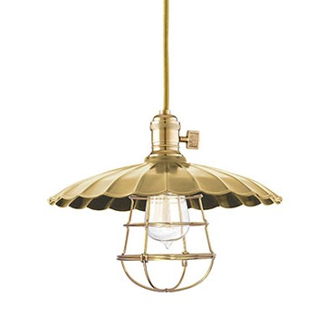 Heirloom MM3-WG Pendant by Hudson Valley Lighting | 8001-AGB-MM3-WG