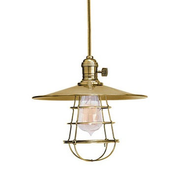 Heirloom MS1-WG Pendant by Hudson Valley Lighting | 8001-AGB-MS1-WG