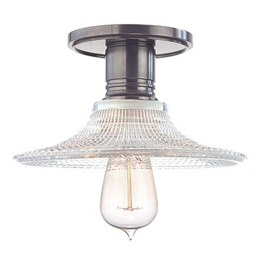 Heirloom GS6 Semi Flush Mount by Hudson Valley Lighting | 8100-HN-GS6