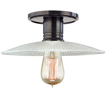 Heirloom GS4 Semi Ceiling Light by Hudson Valley Lighting | 8100-OB-GS4