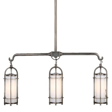 Portland Island Pendant by Hudson Valley Lighting | 8533-HN