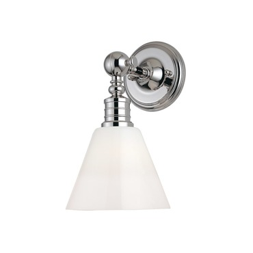 Darien Wall Light by Hudson Valley Lighting | 9601-PN