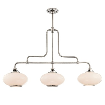 Canton Island Pendant by Hudson Valley Lighting | 9813-PN