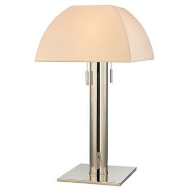 Alba Table Lamp by Hudson Valley Lighting | L246-PN